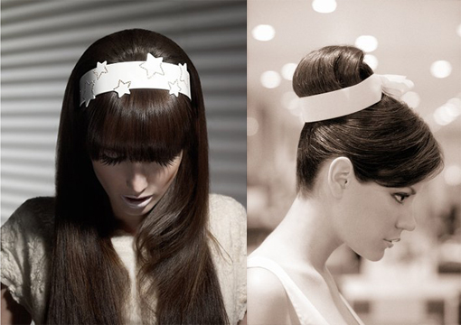 Свадебная прическа для длиных волос.
